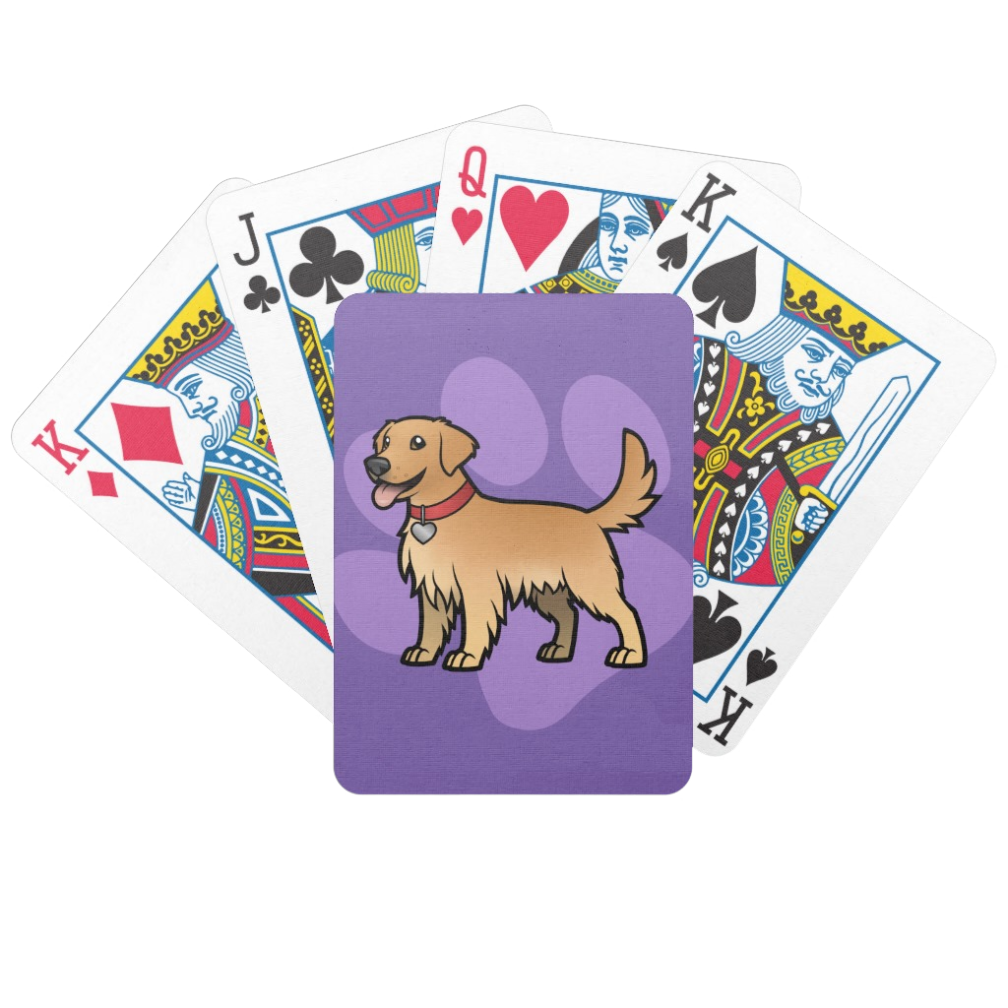 cartoon-golden-retriever-playing-cards